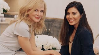 Nicole Kidman Shares Her Skincare Secrets | A Day In My Life