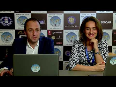 FIDE World Cup 2017 Tbilisi Final Tie-breaks