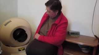 Светлана Васильевна, кошки и Литтер-Робот / Litter-Robot (автоматический кошачий туалет)