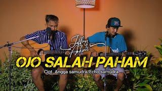 Download Mp3 Ojo Salah Paham - James Ap  Cover