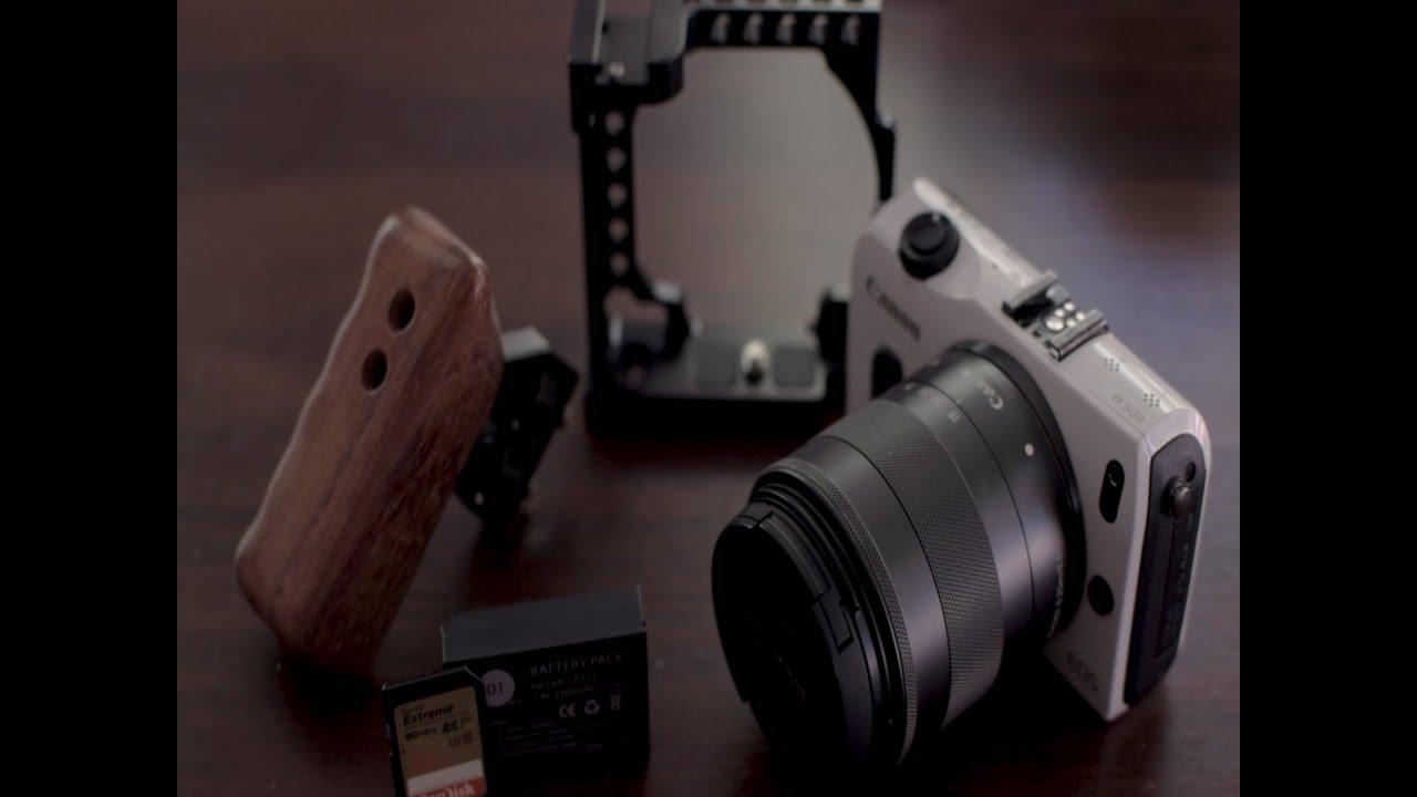 Canon EOS-M Accessories 101 by NerdLens Studios