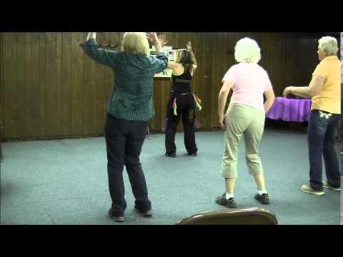 Zumba N  Zulch Seniors w Tammy 2