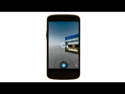 Try Google's Amazing Photo Sphere App On The iPhone
