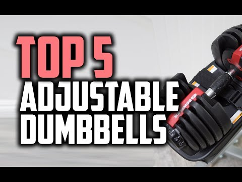 Best Adjustable Dumbbells in 2018 - Which Are The Best Adjustable Dumbbells?