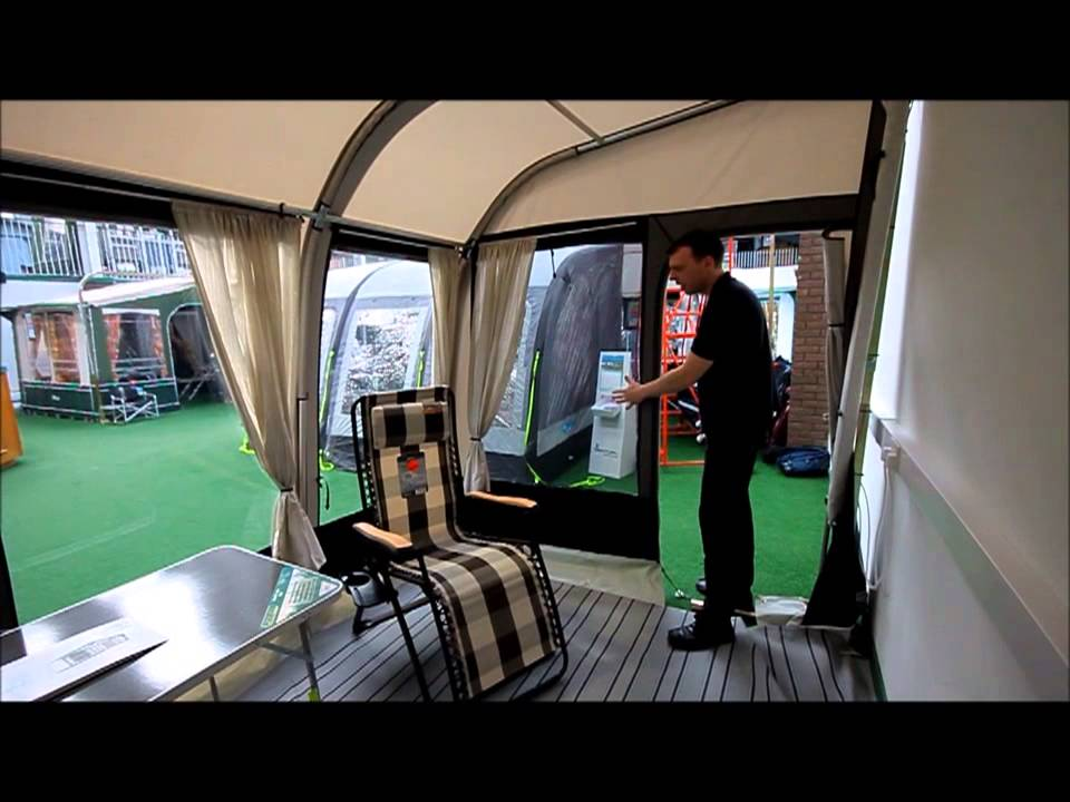 Bradcot Modus 2013 Awning Demonstration Video Dominic