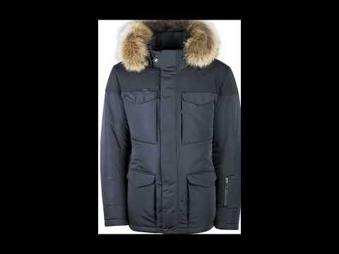Зимние  куртки мужские производство  Spartak ICEdear