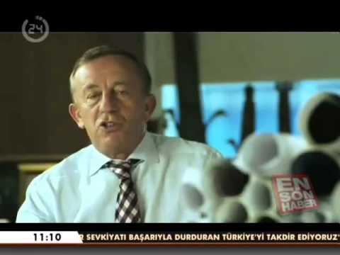 Ali Ağaoğlu Maslak 1453 İnşaat Reklamı