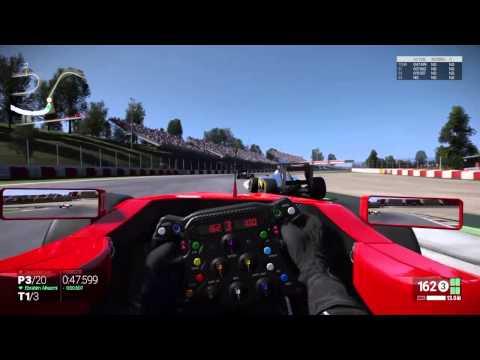 Project cars, Formula A  sur Catalunya GP