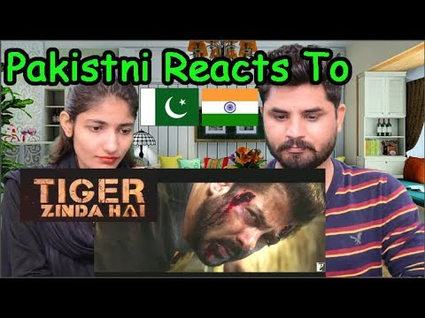 Pakistani Reacts To Tiger Zinda Hai | Official Trailer | Salman Khan | Katrina Kaif