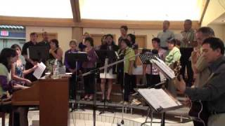 St. Bernadette 5PM Choir, Where There Is Love