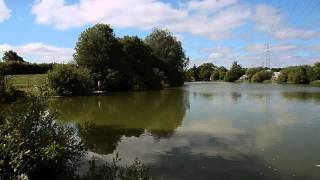 FOLLYFOOT FARM FISHERY, NORTH PETHERTON, BRIDGWATER, SOMERSET