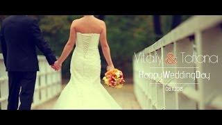 Видеооператор на свадьбу. Свадебное видео