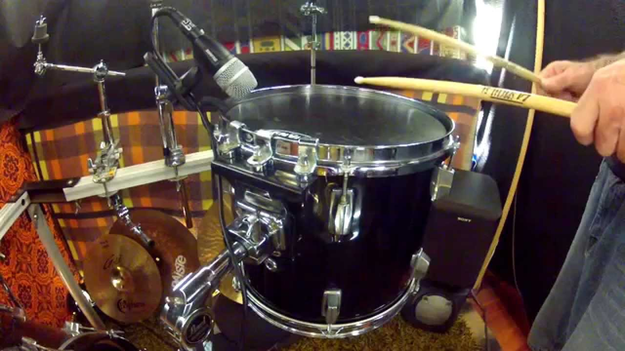 DRUM LESSONS MADE EASYPearl DX Series 6 Piece Drum Kit Part Two