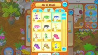 Animal Jam: Trading Proofs! #3 (Party Hats & Spikes Edition)