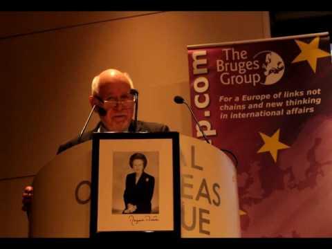 Kelvin Hopkins MP at Bruges  Group, what Brexit means