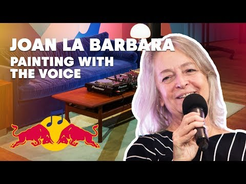 Joan La Barbara Lecture (Montréal 2016) | Red Bull Music Academy