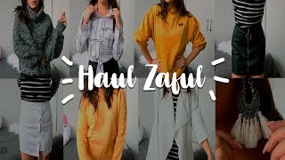 clothing try on haul