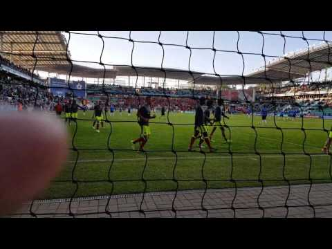 Belgium National Team - WC2018 Qualifications Estonia Vs Belgium