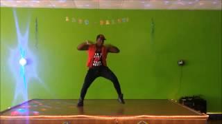 zumba pitbull bojangles dance