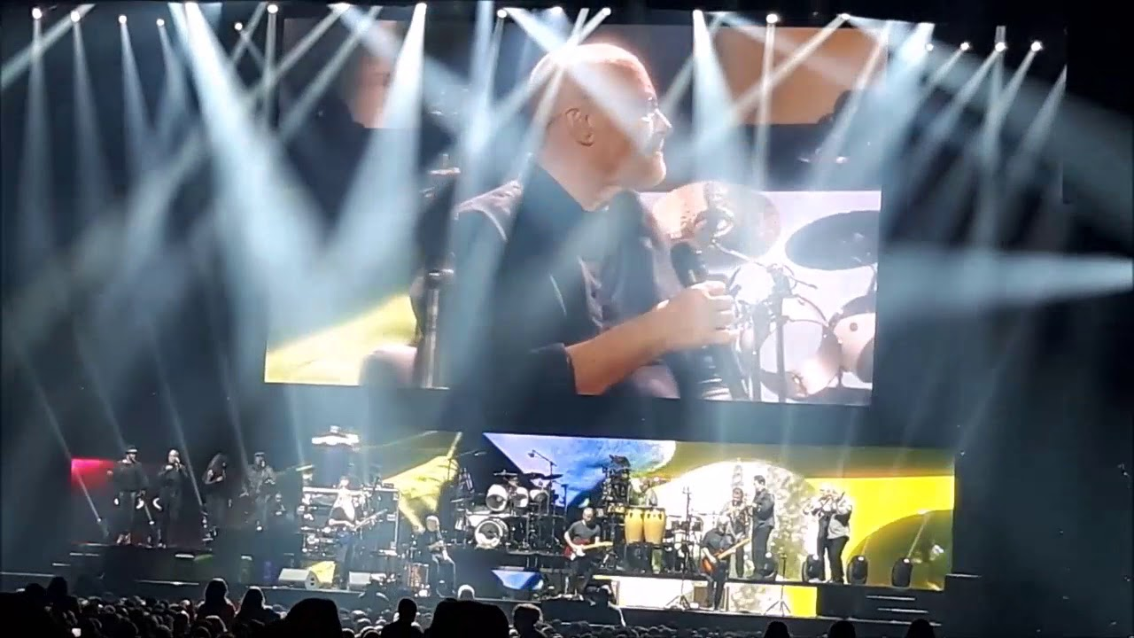 Image result for phil collins not dead yet tour