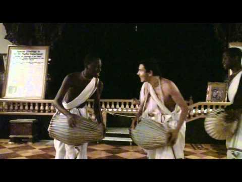 Surya Summer Tour - Mridanga Drum Presentation - 1/2