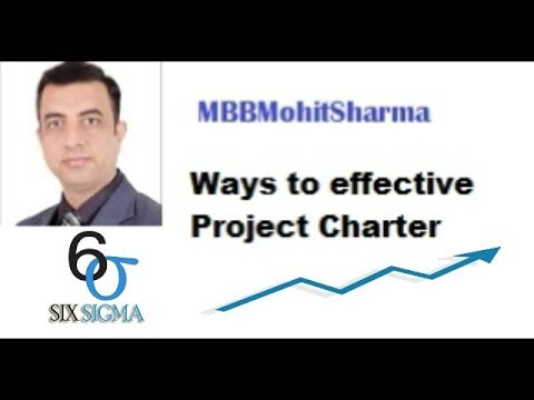 Ways To Effective Project Charter