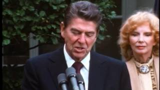 Full Title: President Reagan's Remarks on the Bill Signing for a Bi...