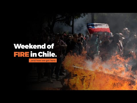 Weekend of fire in Chile (and how we got here).