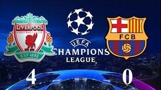 Барселона Ливерпуль 3-0 обзор матча 01.05.2019 футбол видео гол Суарес Месси смотреть Лига Чемпионов