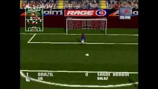 Striker 96 ... (PS1) 60fps