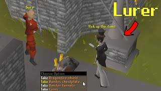 LUMBRIDGE LURE GETS INTERRUPTED - OSRS BEST HIGHLIGHTS - FUNNY, EPIC & WTF MOMENTS #56