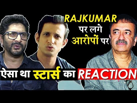 This Is How Bollywood Reacted On Rajkumar Hirani's Me Too Controversy
