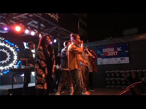 MFBTY (Tiger JK, T- Yoon Mi Rae 윤미래, Bizzy)- Sweet Dream live SXSW 2017