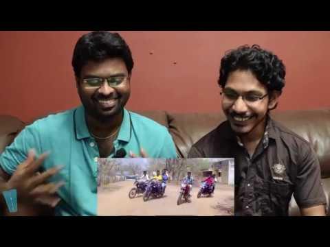 Visiri Official Trailer | Reaction | Vetri...