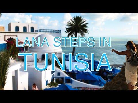 LanasFootPrints - Tunisia