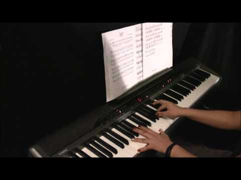 Overture-Tron: Legacy Piano/Strings cover