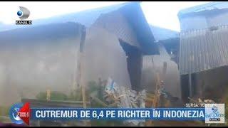 Stirile Kanal D (29.07.2018) - Cutremur de 6,4 pe Richter in Indonezia! Editie COMPLETA