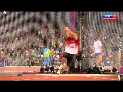 Men's Hammer Throw Final - Olympics London 2012 - YouTube