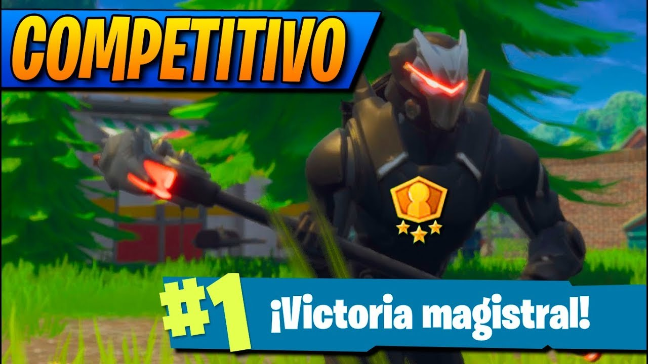 VICTORIA en NUEVO MODO COMPETITIVO! FORTNITE: Battle ...