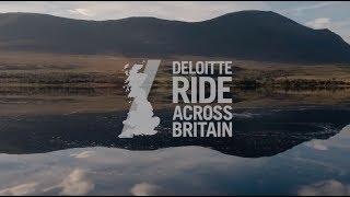 Deloitte Ride Across Britain Documentary