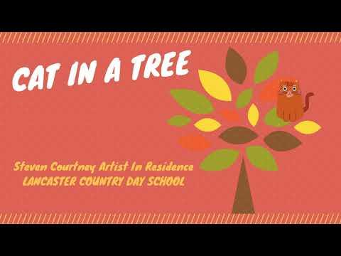 Cat In A Tree  (K/1st gr)