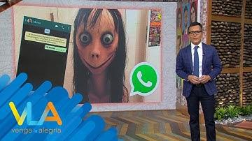 Retos virales en whatsapp que te podrían costar la vida