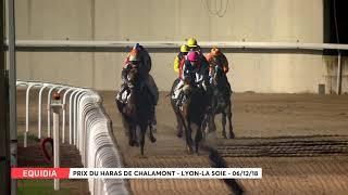 Vidéo de la course PMU PRIX DU HARAS DE CHALAMONT