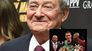 (Rumor) David Benavidez close to Signing w/ Bob Arum Top Rank!!!!