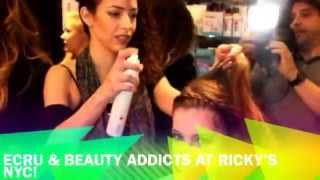 Ricky's NYC Event: ECRU & Beauty ADDICTS Thumbnail