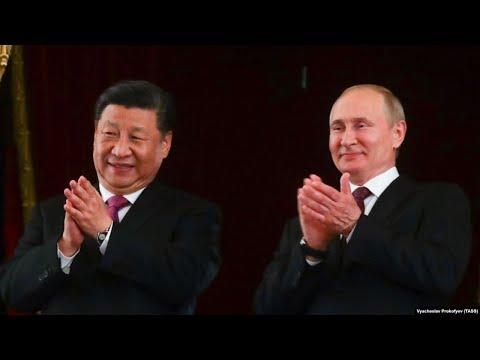 Новые санкции против Си и Путина?