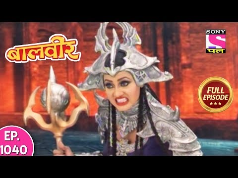 Baal Veer - Full Episode 1040 - 03rd  August, 2018