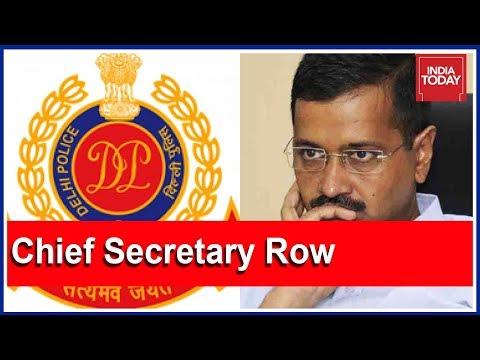 Delhi Chief Secy Row | Delhi Police To Question Arvind Kejriwal In Probe Of Assault On Anshu Prakash