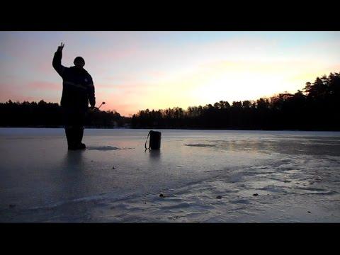 ловля судака с эхолотом практик эр-6 pro видео
