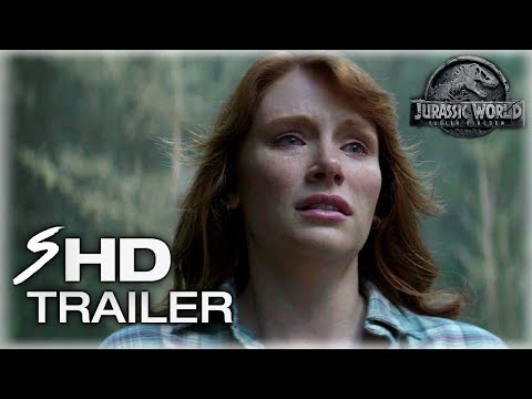 Download Youtube: Jurassic World 2: Fallen Kingdom (2018) First Look Trailer - Chris Pratt, Bryce Dallas Howard